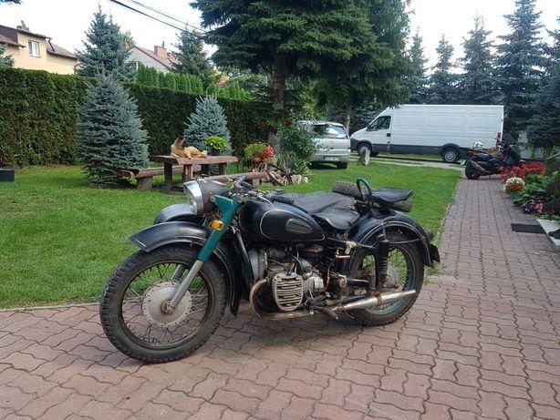 K 750 Dnieper Ural MT M72 Rzeszów