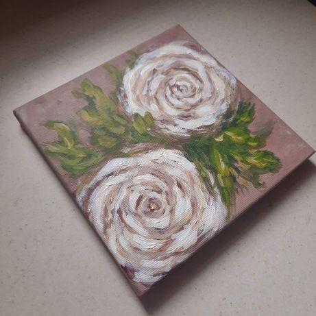 "Картина ""Розы"", размер 20*20"