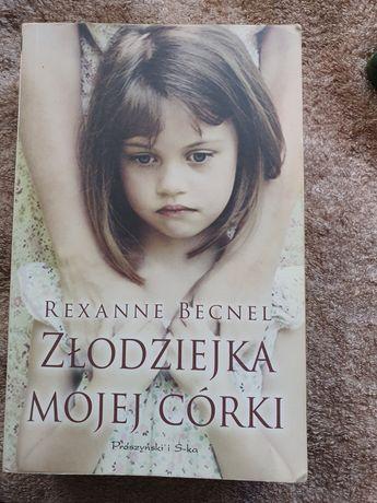 Książka - Złodziejka mojej córki , R.Becnel