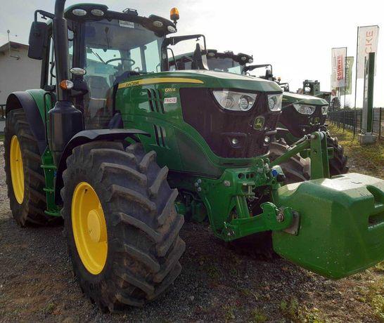 Ciągnik rolniczy John Deere 6155M