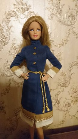 Barbie одежда. Пальто.