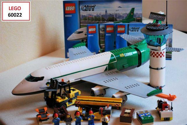 LEGO City (7 sets): 60022; 7998; 60118; 60107; 7890; 7639; 60084