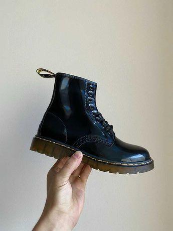 Ботинки Dr.Martens Classic/Натуральная кожа радужный лак