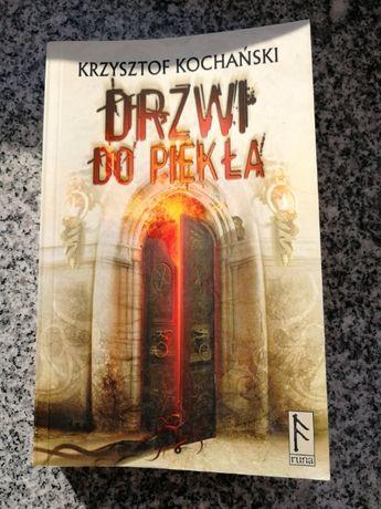 Książka Drzwi do piekła Krzysztof Kochański