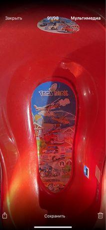 Ванночка детская с термометром