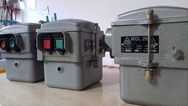 Mol 28 stycznik olejowy on/off.