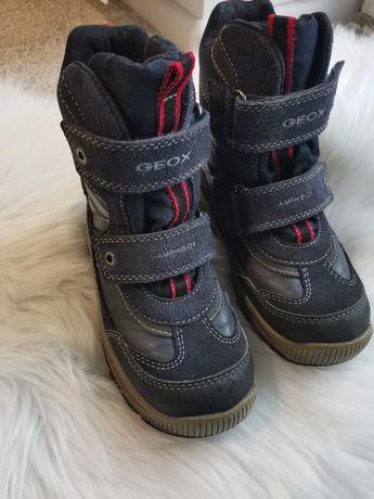 Ботинки geox евро зима  29 Размер