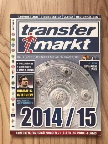 Skarb Kibica Transfermarkt 2014/15