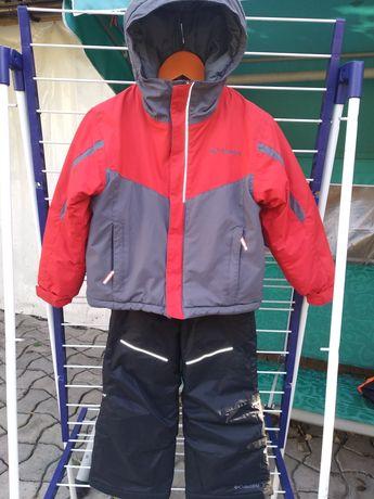 Columbia XXS, 4/5 лет, р. 104-110, термокостюм, курточка и штаны, зима