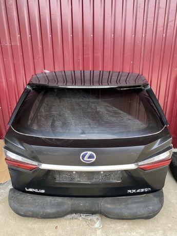 Кришка багажника Lexus RX 2016- разборка лексус rx 2016- в наличии