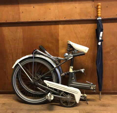 Mini puch bicicleta