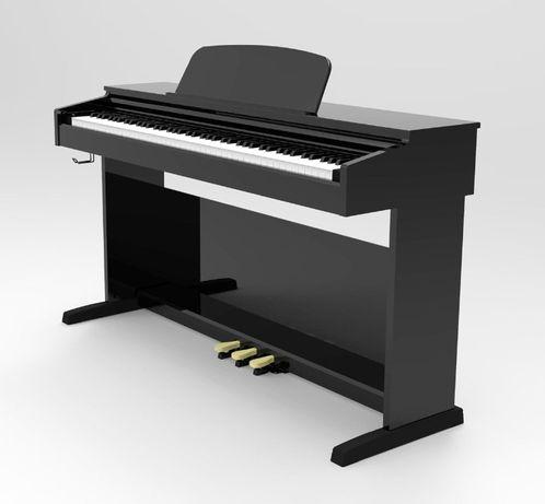 Ringway RP220 RW PVC - pianino cyfrowe, palisander, idealne do domu!
