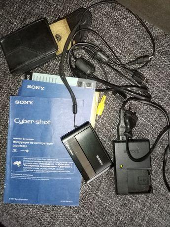 Фотоапарат sony DSC-T20