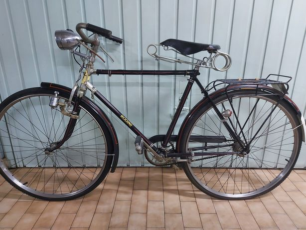 Bicicletas pasteleira vintage