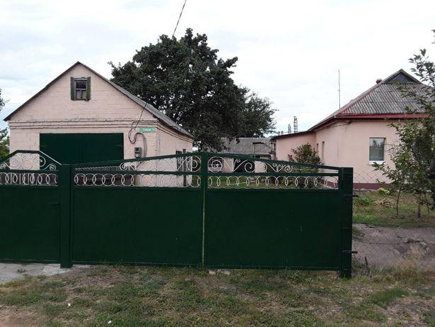Продам дом в с.Ляшковка Царичанского района со всеми удобствами