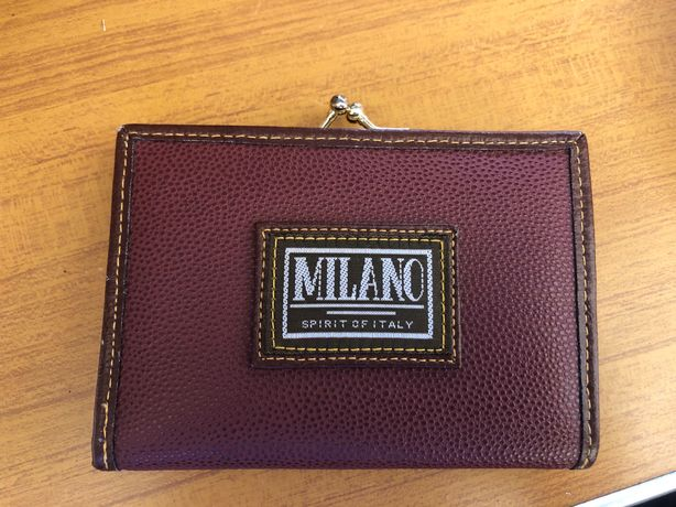 Carteira Milano como nova