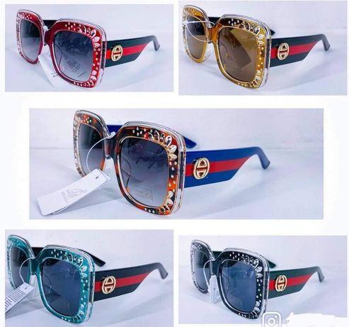 Zjawiskowe okulary przeciwsłoneczne