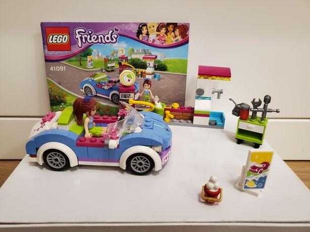 Lego Friends Кабриолет Мии 41091 (оригинал)