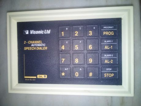 Transmissor telefónico de alarme