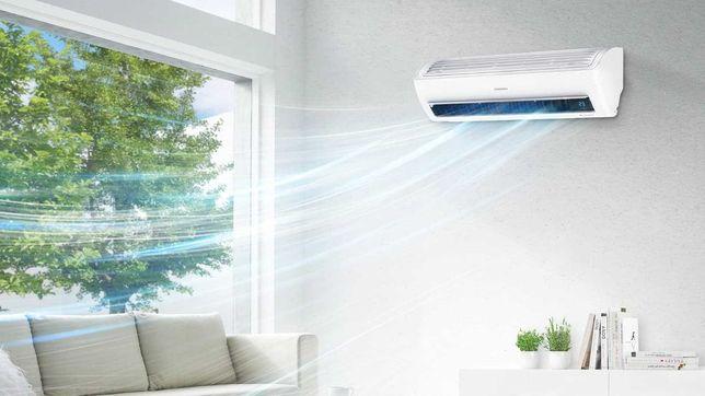 Klimatyzacja dla domu i biura. Instalacja i serwis. Szybkie terminy