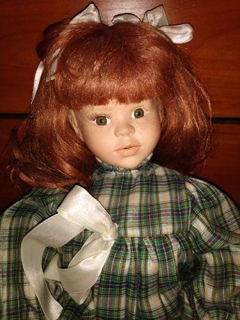 DUża lalka porceanowa