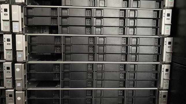 Сервер HP ProLiant DL380 Gen9 LFF 2xE5-2630L V3 2U