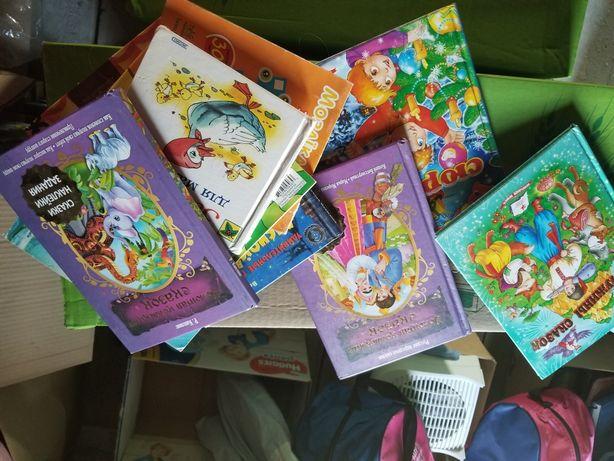 Детские книги, сказки