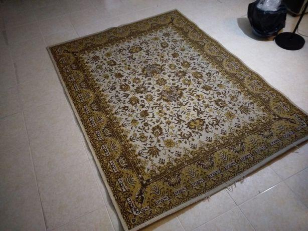 Carpete com padrão