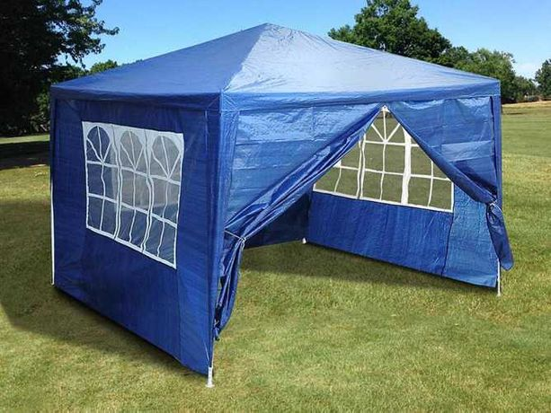 Садовый шатер /торговая палатка 3х3 м. Павильон садовый