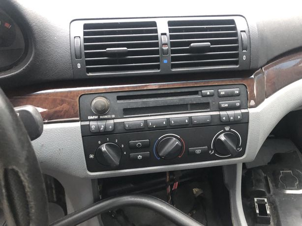 Radio bmw buisness cd e46 coupe sedan na czesci