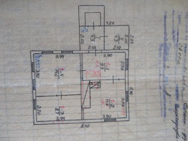 Продам дом в пгт Свесса