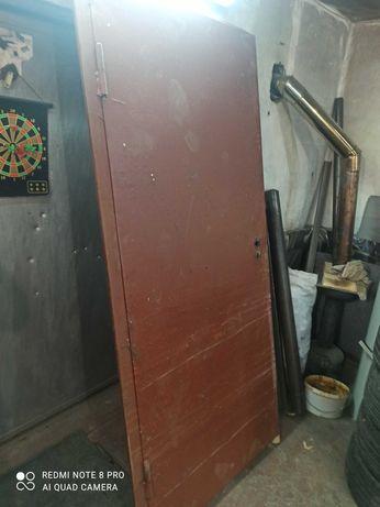 Бронированная дверь, лист 3мм.