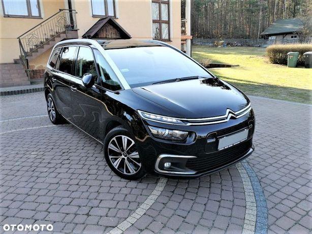 Citroën C4 Grand Picasso Salon Polska 1.6 165 Km Bezwypadkowy