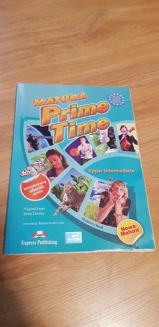 Matura prime Time podręcznik do języka angielskiego