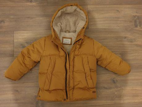 Zestaw kurtek zimowych i wiosennych dla chłopca 110-116cm, kurtka