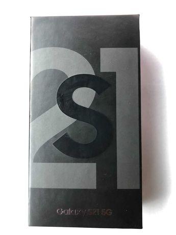 Samsung Galaxy S21 8/256GB Phantom Gray. New 2 sim