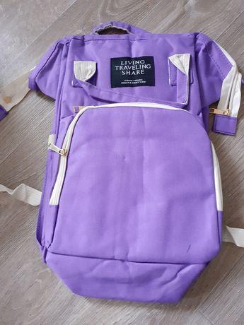 Сумка, рюкзак для мамы, рюкзак на коляску