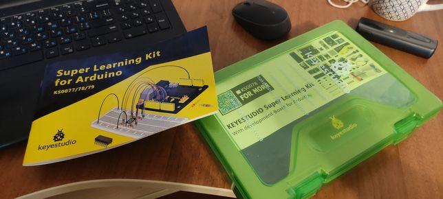 Arduino starter kit на uno r3