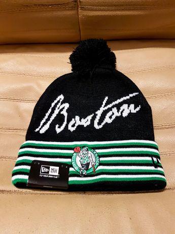 Шапка New Era Boston Celtics