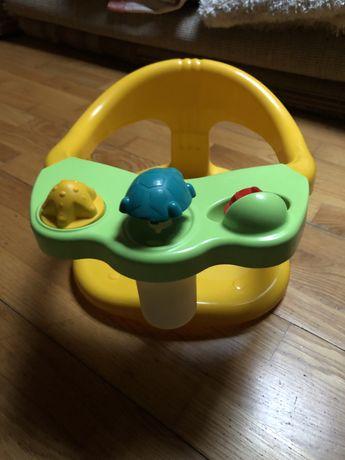 Cadeira de bebé para banheira