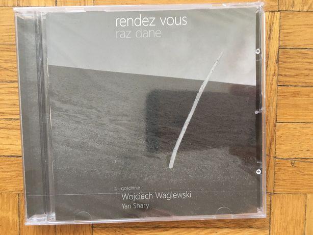 Rendez Vous - Raz dane CD Wojciech Waglewski Yan Shary nowa folia