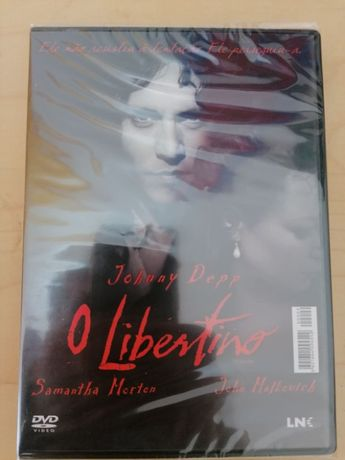 DVD O Libertino DVD Selado