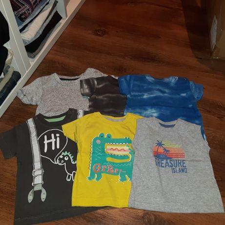Koszulki, spodenki, bluzki 68