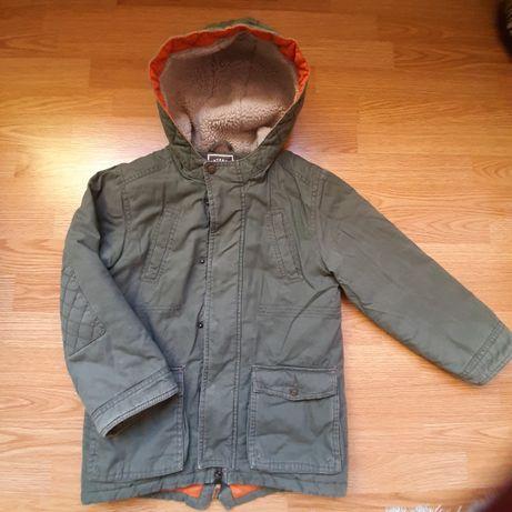 Куртка демісезонна на 8-9 років /демисезонная/осіння/весняна