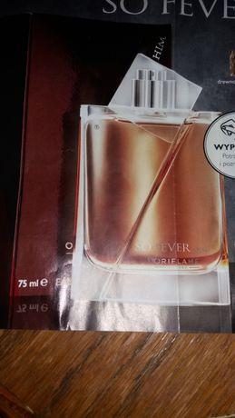 Perfumy So Fever Him - Oriflame