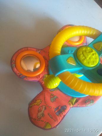 Продамо наш руль фірмовий, руль фирменный taf toys