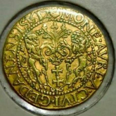 Licytacja zloty dukat 1612 rok