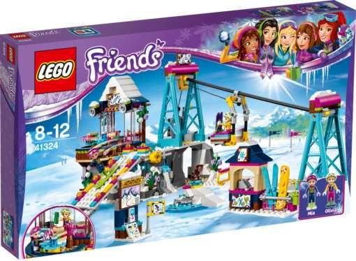 Lego (Лего) Friends Гірськолижний курорт: підйомник 41324