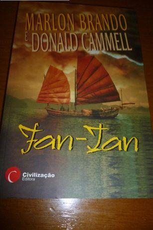 Fan-Tan - Marlon Brando de Marlon Brando / Donald Cammell