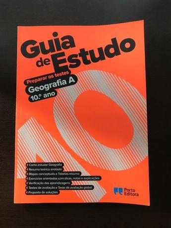 Guia de Estudo Geografia 10